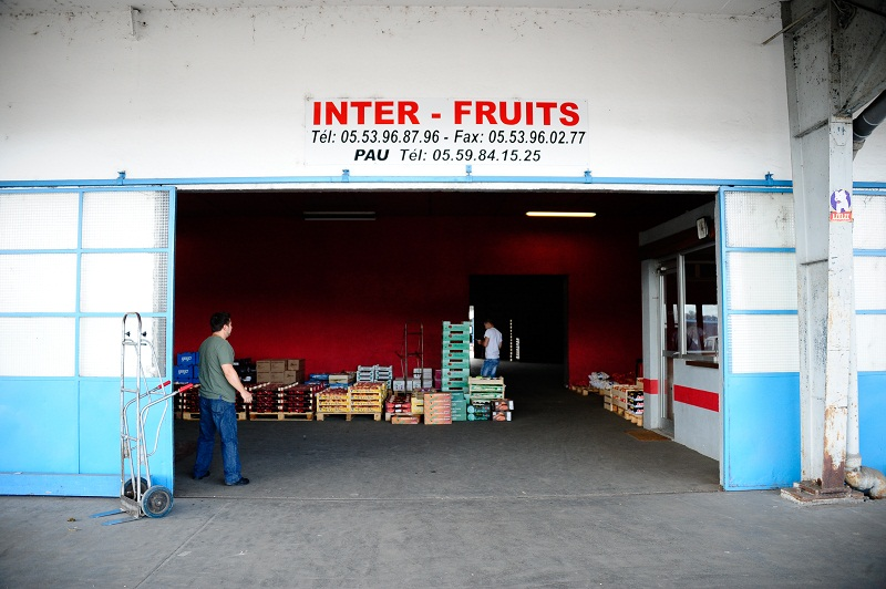 INTER FRUITS Sarl, Vente en gros de fruits et légumes